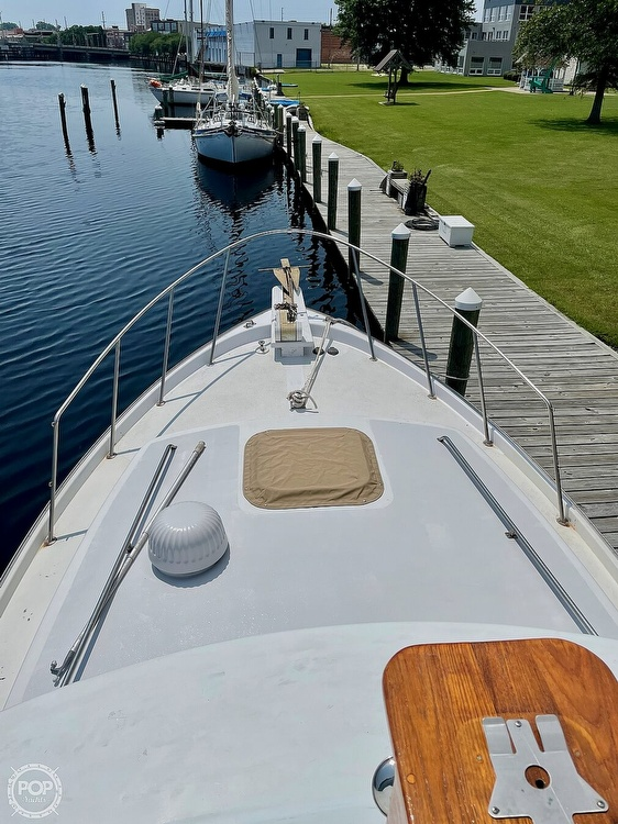1977 Mainship boat for sale, model of the boat is 34 Trawler & Image # 5 of 40