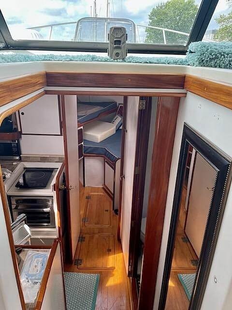 1977 Mainship boat for sale, model of the boat is 34 Trawler & Image # 13 of 40