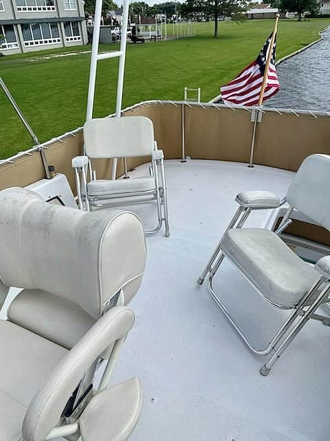 1977 Mainship boat for sale, model of the boat is 34 Trawler & Image # 32 of 40