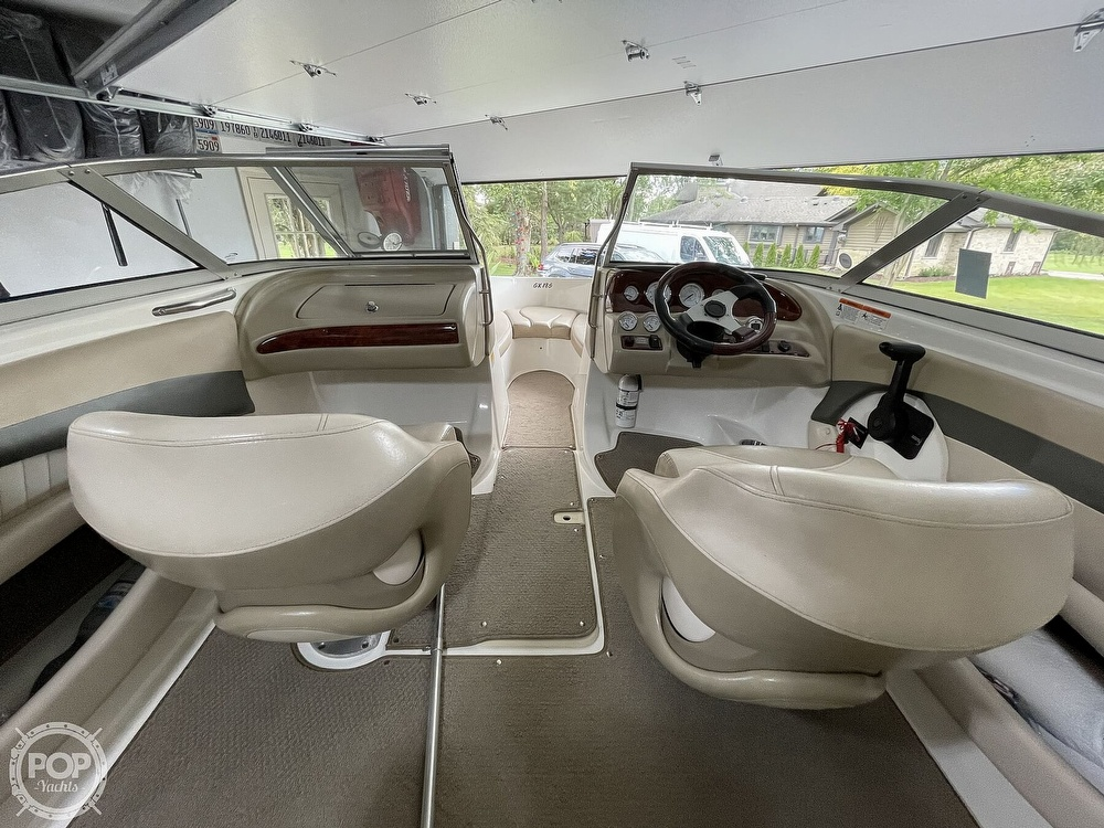 2006 Glastron boat for sale, model of the boat is gx185 & Image # 21 of 40
