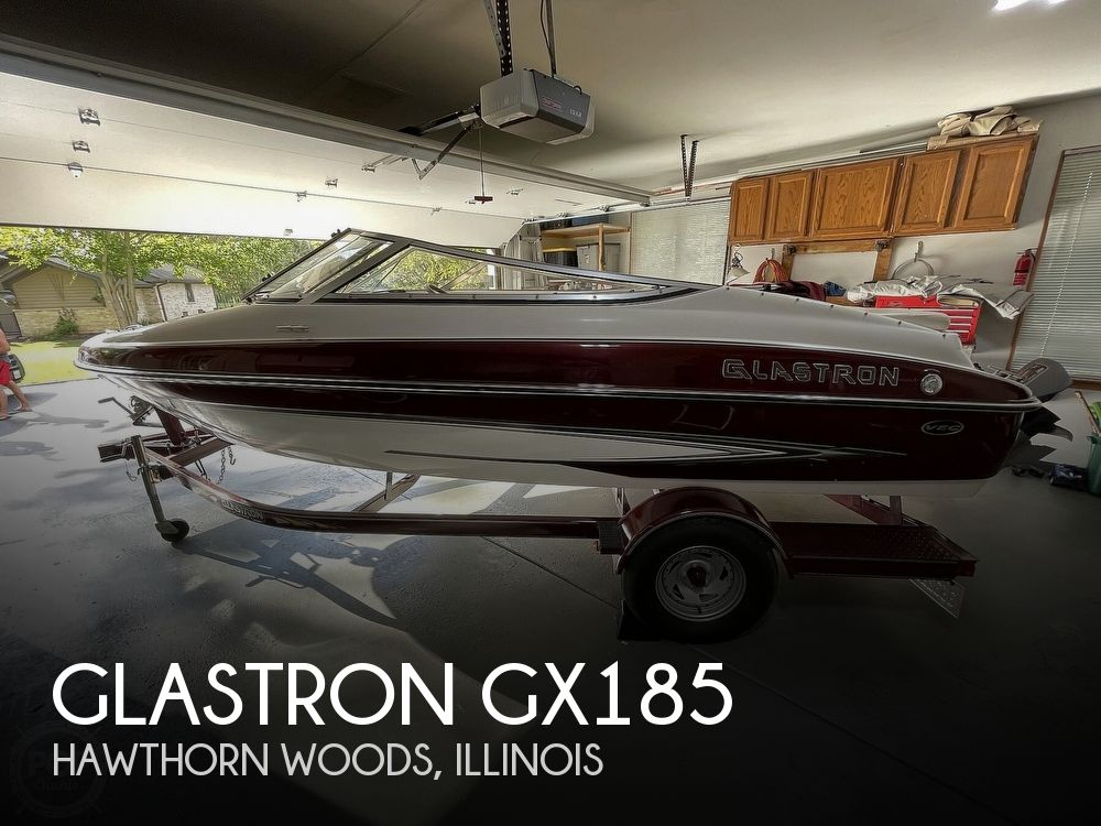 2006 Glastron boat for sale, model of the boat is gx185 & Image # 1 of 40