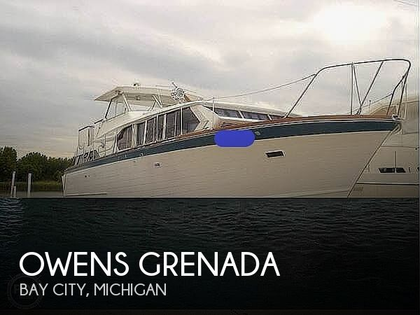 1967 Owens boat for sale, model of the boat is Grenada & Image # 1 of 25