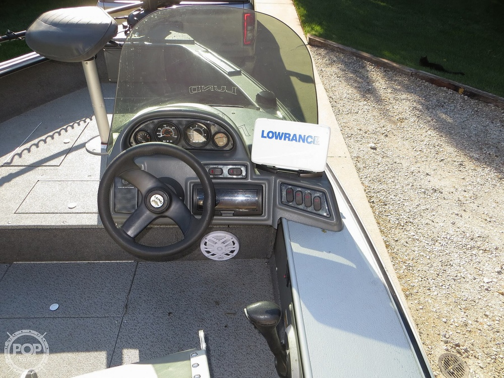 2003 Lund boat for sale, model of the boat is Mr Pike 17 & Image # 13 of 40