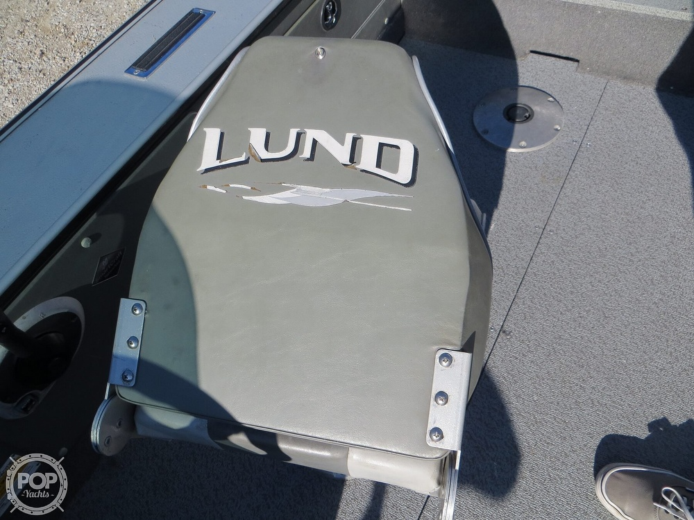 2003 Lund boat for sale, model of the boat is Mr Pike 17 & Image # 26 of 40