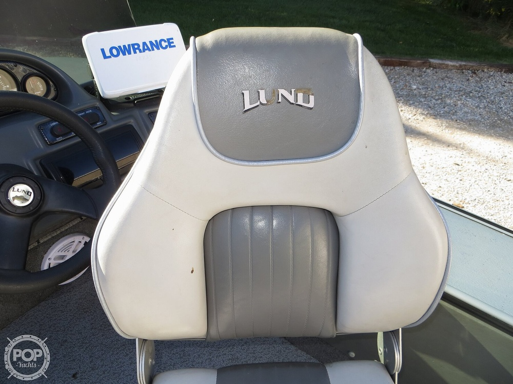 2003 Lund boat for sale, model of the boat is Mr Pike 17 & Image # 28 of 40