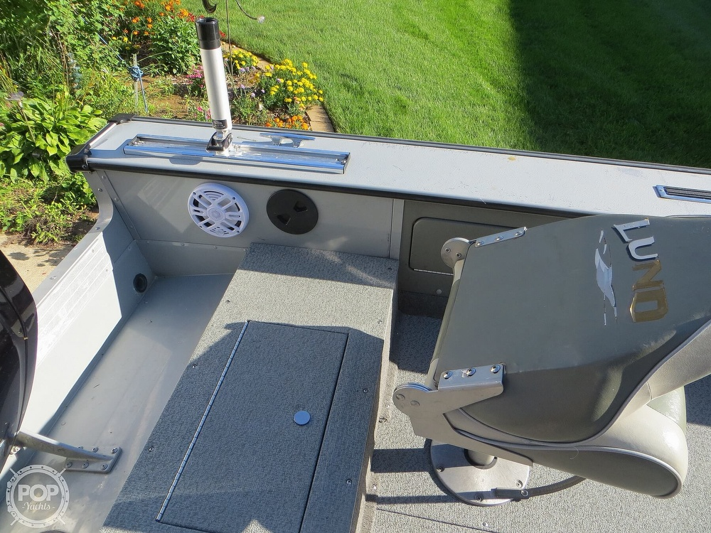 2003 Lund boat for sale, model of the boat is Mr Pike 17 & Image # 40 of 40