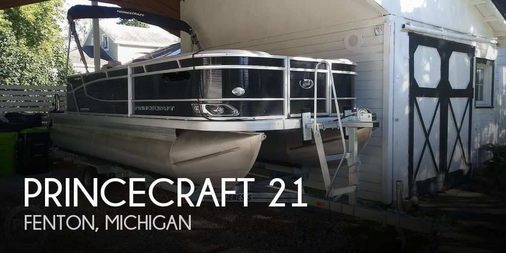 2021 Princecraft boat for sale, model of the boat is Vectra 21 & Image # 1 of 40