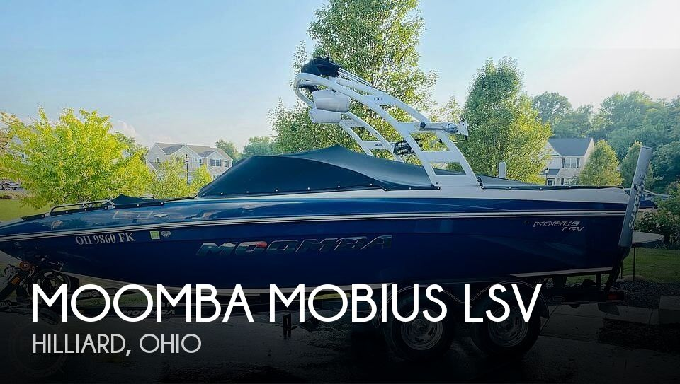 Used Moomba Boats For Sale by owner   2014 23 foot Moomba Mobius LSV