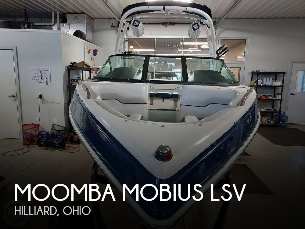 2014 Moomba boat for sale, model of the boat is Mobius LSV & Image # 1 of 40