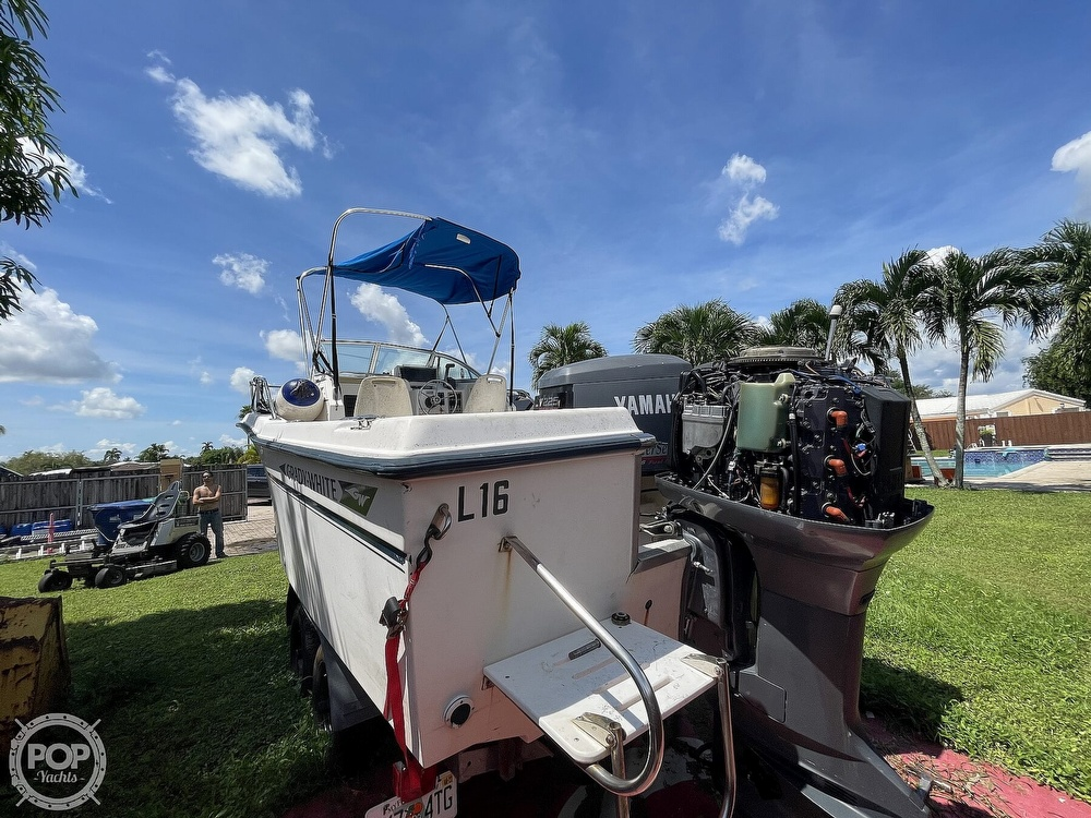 1995 Grady-White boat for sale, model of the boat is Adventure 20 & Image # 15 of 40