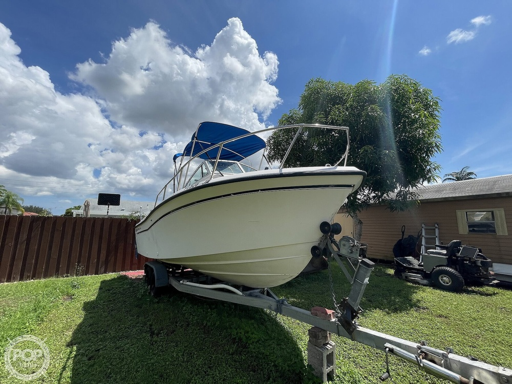 1995 Grady-White boat for sale, model of the boat is Adventure 20 & Image # 29 of 40