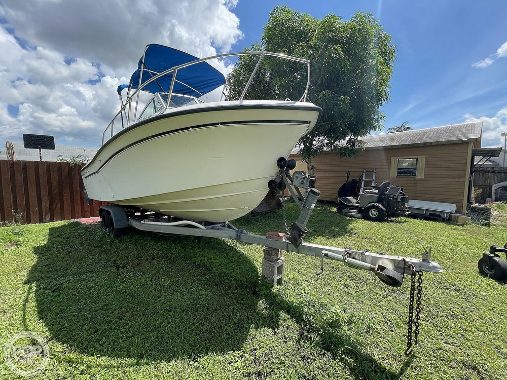 1995 Grady-White boat for sale, model of the boat is Adventure 20 & Image # 30 of 40