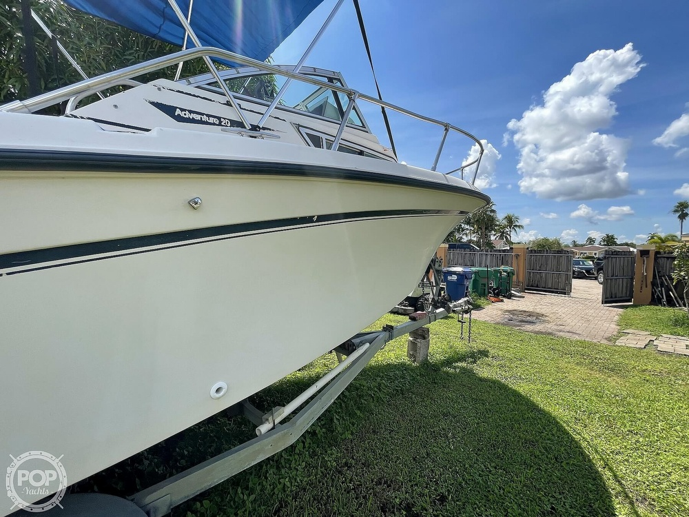 1995 Grady-White boat for sale, model of the boat is Adventure 20 & Image # 31 of 40