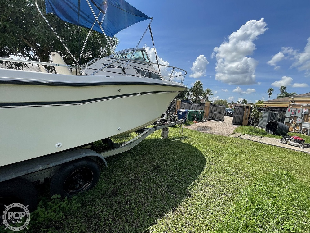 1995 Grady-White boat for sale, model of the boat is Adventure 20 & Image # 33 of 40