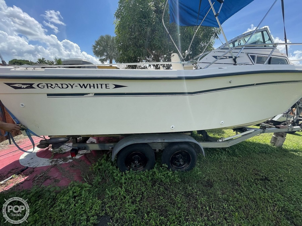 1995 Grady-White boat for sale, model of the boat is Adventure 20 & Image # 34 of 40