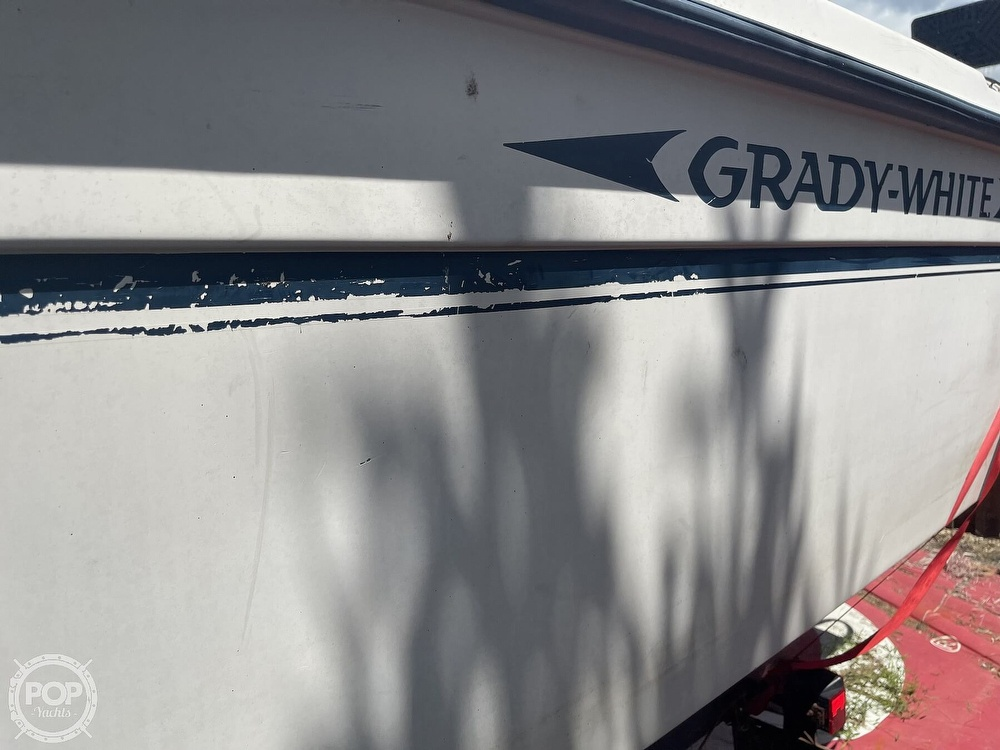1995 Grady-White boat for sale, model of the boat is Adventure 20 & Image # 40 of 40