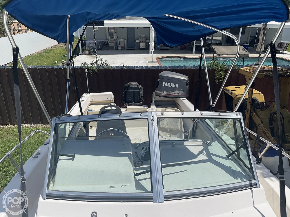 1995 Grady-White boat for sale, model of the boat is Adventure 20 & Image # 3 of 40