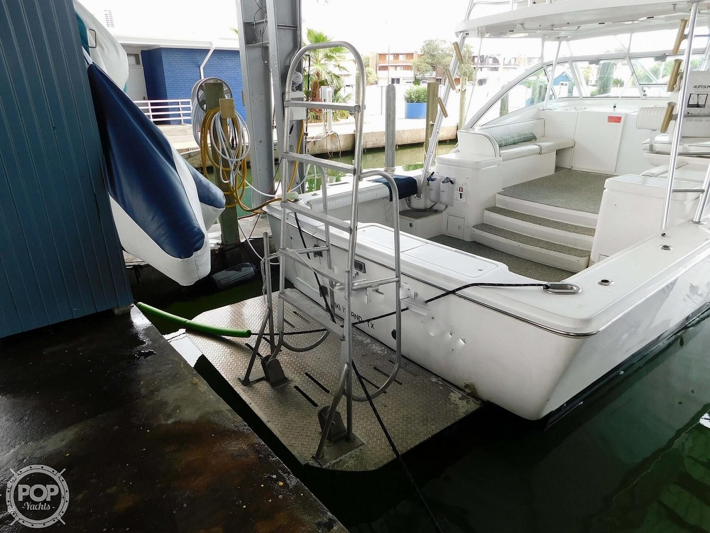 2003 Luhrs boat for sale, model of the boat is 36 Open & Image # 7 of 40