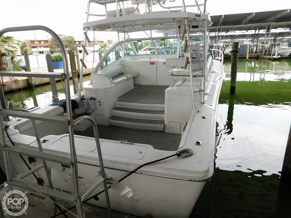 2003 Luhrs boat for sale, model of the boat is 36 Open & Image # 9 of 40