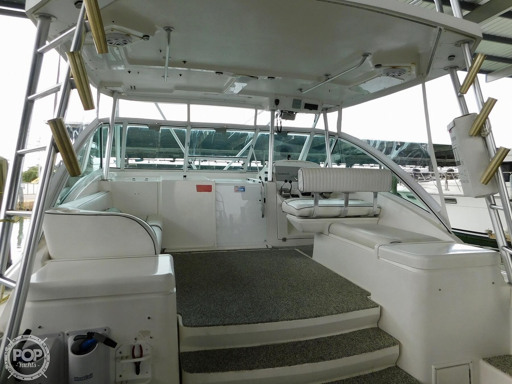 2003 Luhrs boat for sale, model of the boat is 36 Open & Image # 11 of 40