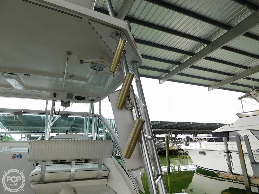 2003 Luhrs boat for sale, model of the boat is 36 Open & Image # 30 of 40