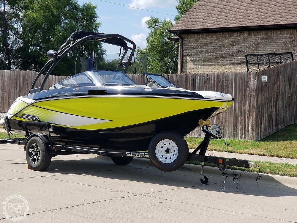 2014 Scarab boat for sale, model of the boat is 195 HO Impulse & Image # 7 of 40