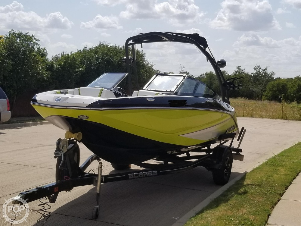 2014 Scarab boat for sale, model of the boat is 195 HO Impulse & Image # 17 of 40