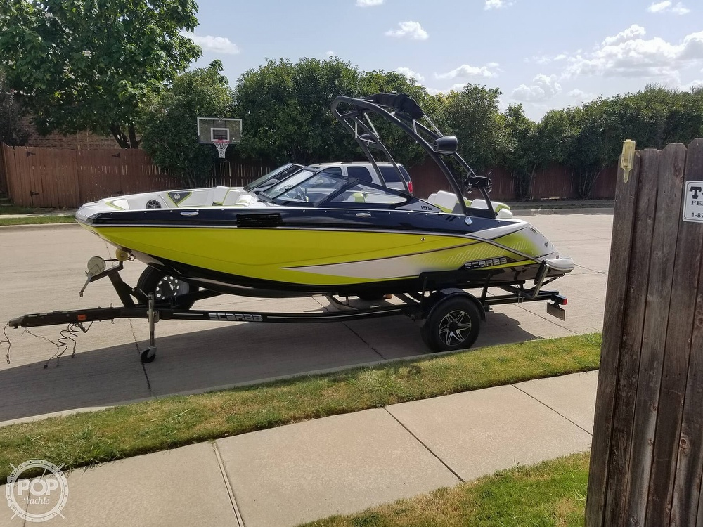 2014 Scarab boat for sale, model of the boat is 195 HO Impulse & Image # 15 of 40