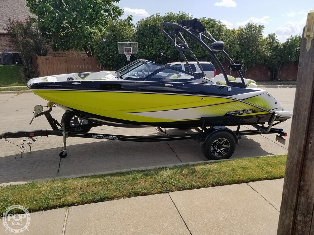 2014 Scarab boat for sale, model of the boat is 195 HO Impulse & Image # 14 of 40