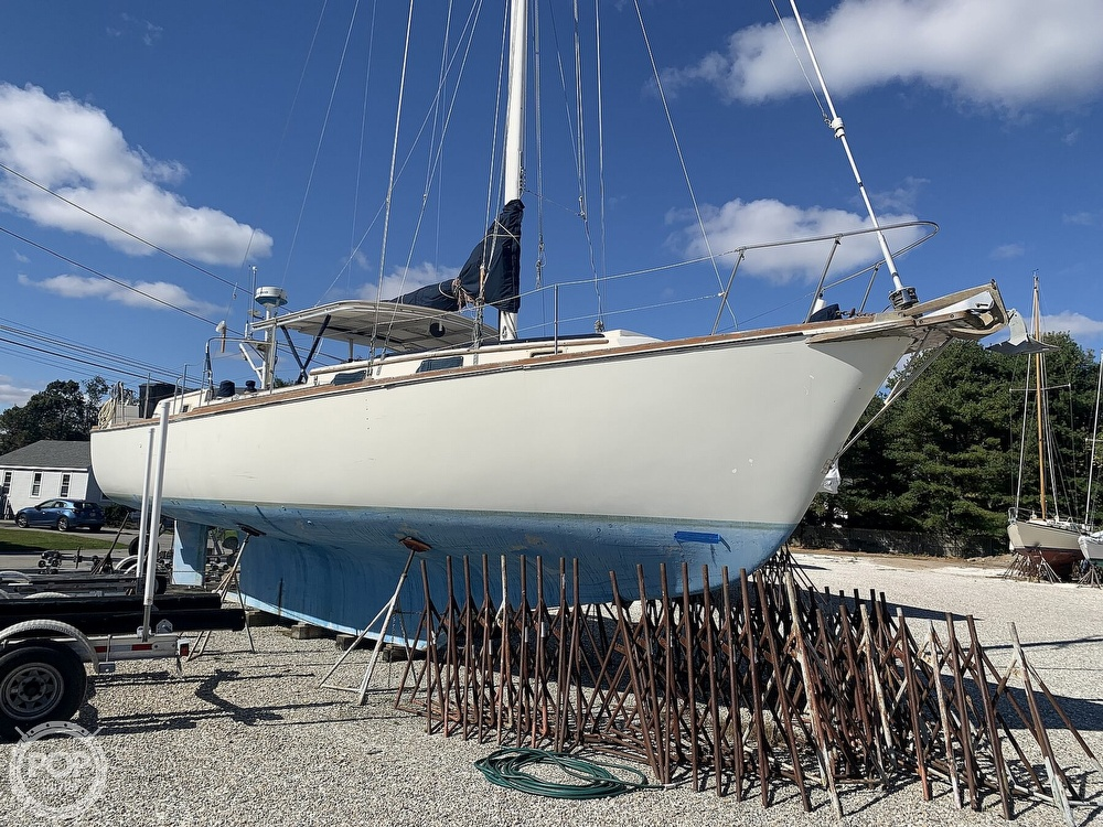 1972 Gulfstar boat for sale, model of the boat is 44 & Image # 3 of 40