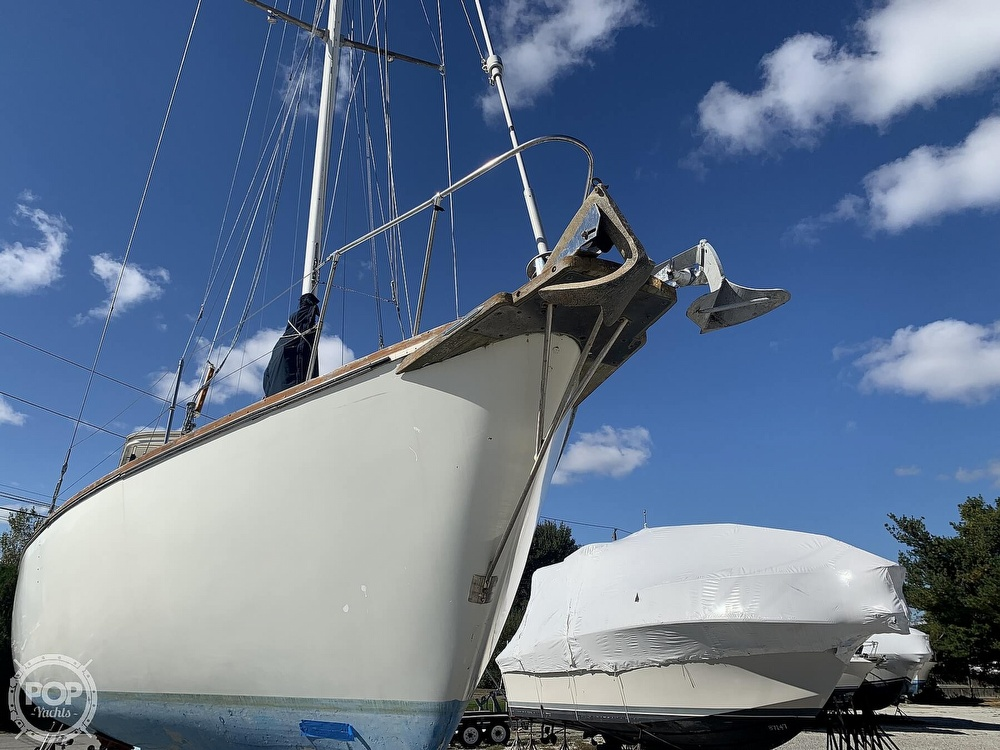 1972 Gulfstar boat for sale, model of the boat is 44 & Image # 4 of 40