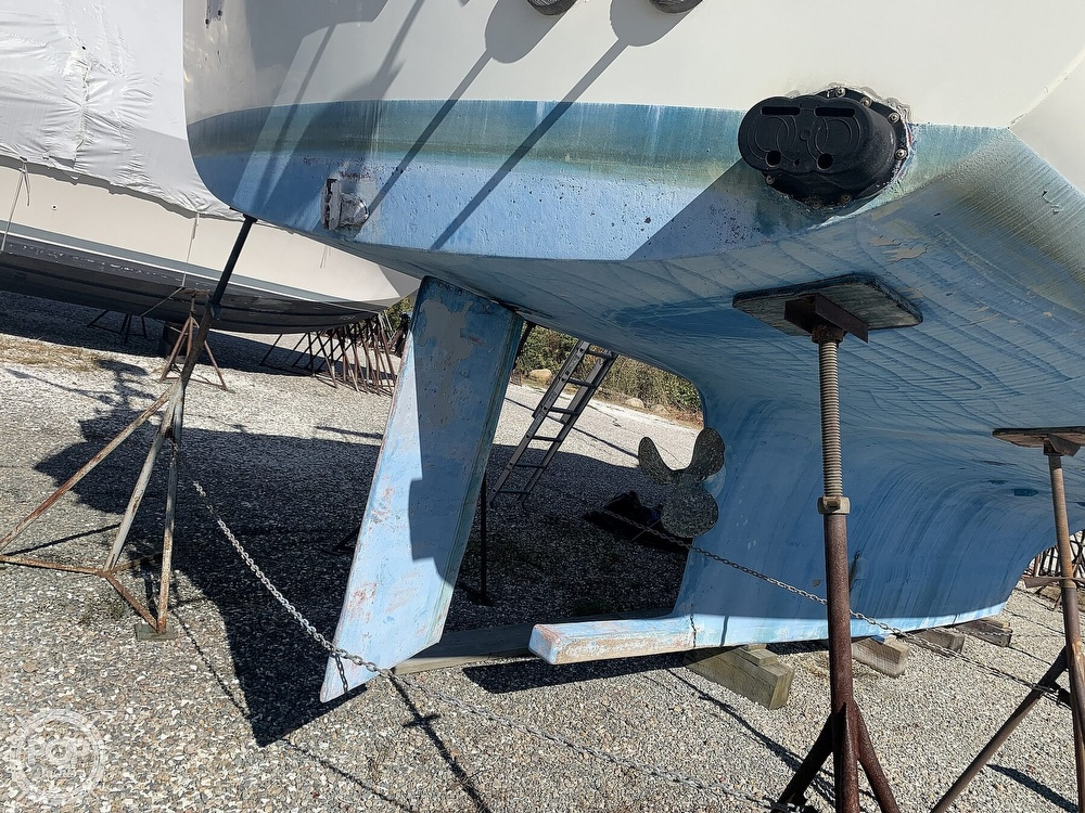 1972 Gulfstar boat for sale, model of the boat is 44 & Image # 14 of 40