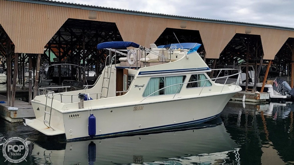1979 Tollycraft boat for sale, model of the boat is 26' Sedan & Image # 4 of 40