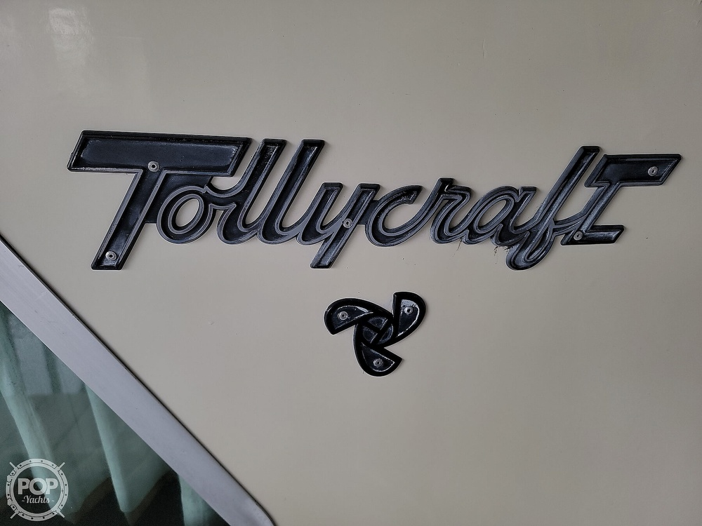 1979 Tollycraft boat for sale, model of the boat is 26' Sedan & Image # 2 of 40