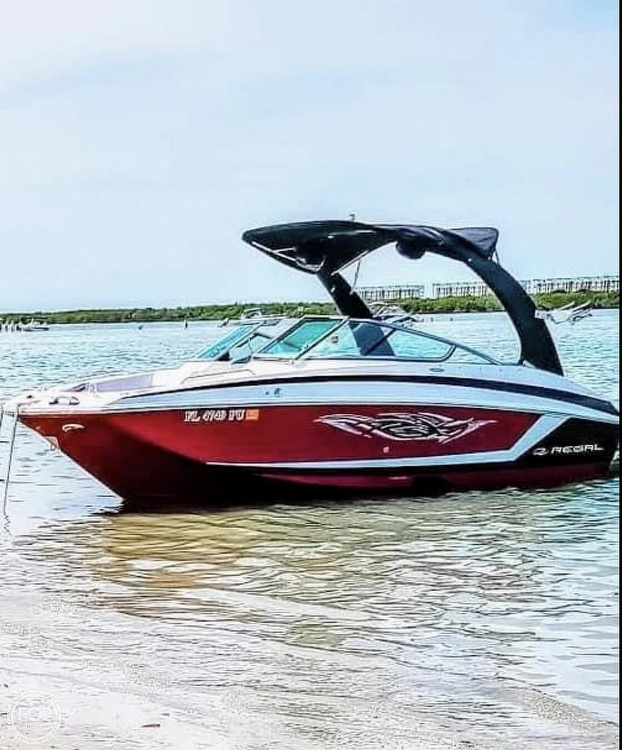2012 Regal boat for sale, model of the boat is Fastback & Image # 2 of 40