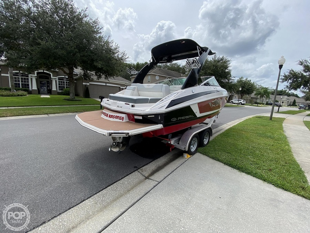 2012 Regal boat for sale, model of the boat is Fastback & Image # 15 of 40