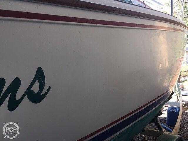 1988 Catalina Yachts boat for sale, model of the boat is 25 & Image # 33 of 40