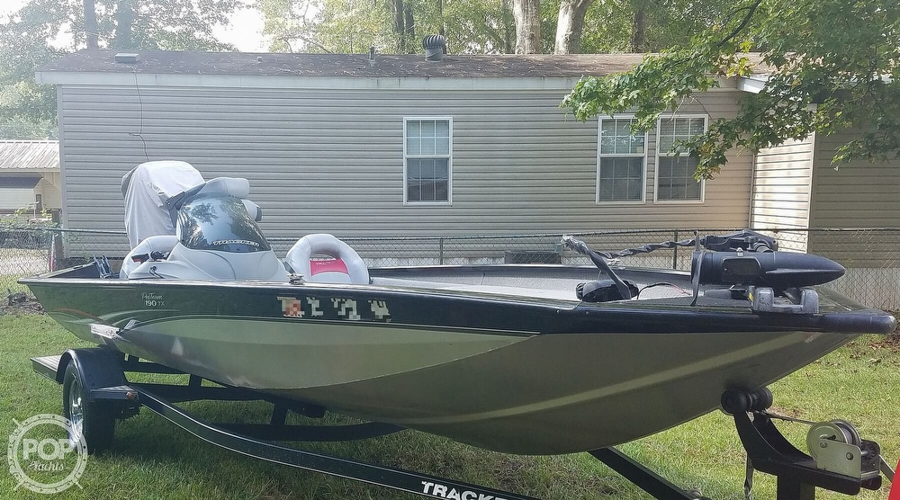 2013 Tracker Boats boat for sale, model of the boat is 190TX & Image # 13 of 40