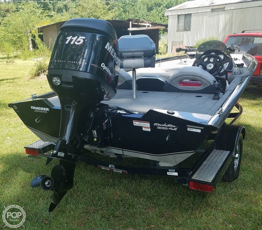 2013 Tracker Boats boat for sale, model of the boat is 190TX & Image # 12 of 40