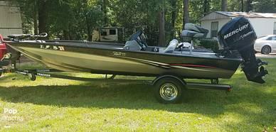 Bass Tracker 190 TX
