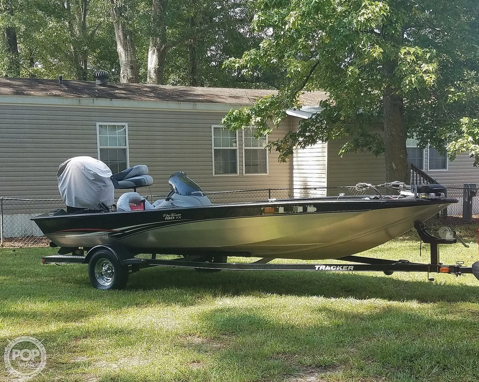 2013 Tracker Boats boat for sale, model of the boat is 190TX & Image # 17 of 40