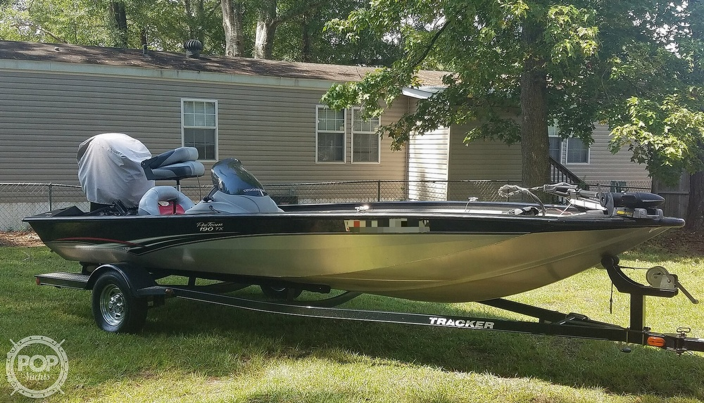 2013 Tracker Boats boat for sale, model of the boat is 190TX & Image # 18 of 40