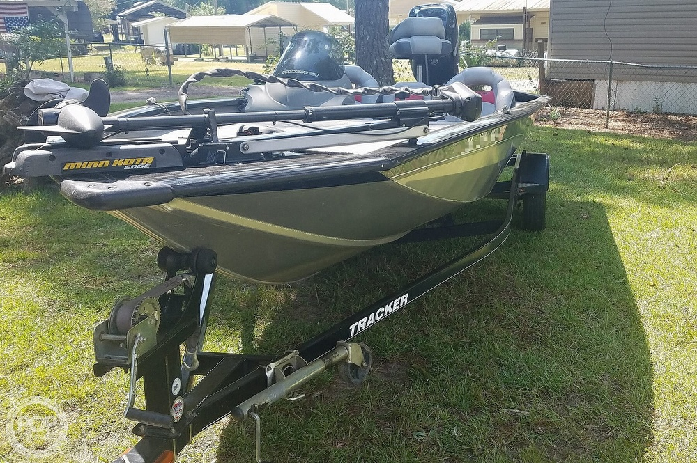 2013 Tracker Boats boat for sale, model of the boat is 190TX & Image # 19 of 40
