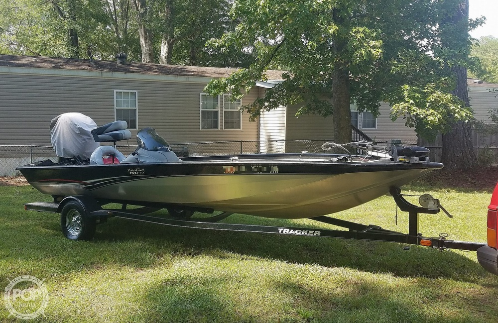 2013 Tracker Boats boat for sale, model of the boat is 190TX & Image # 21 of 40