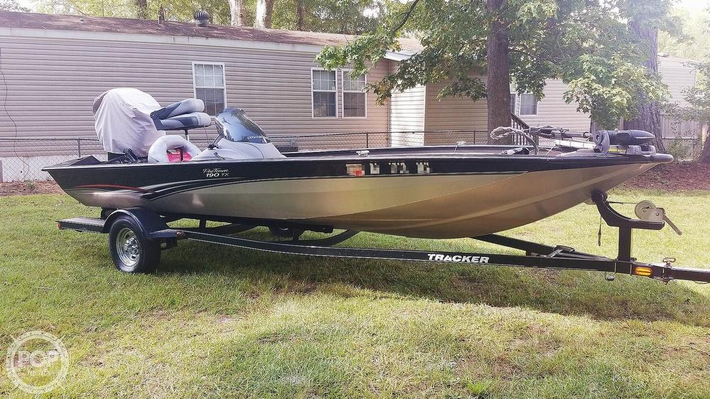 2013 Tracker Boats boat for sale, model of the boat is 190TX & Image # 22 of 40