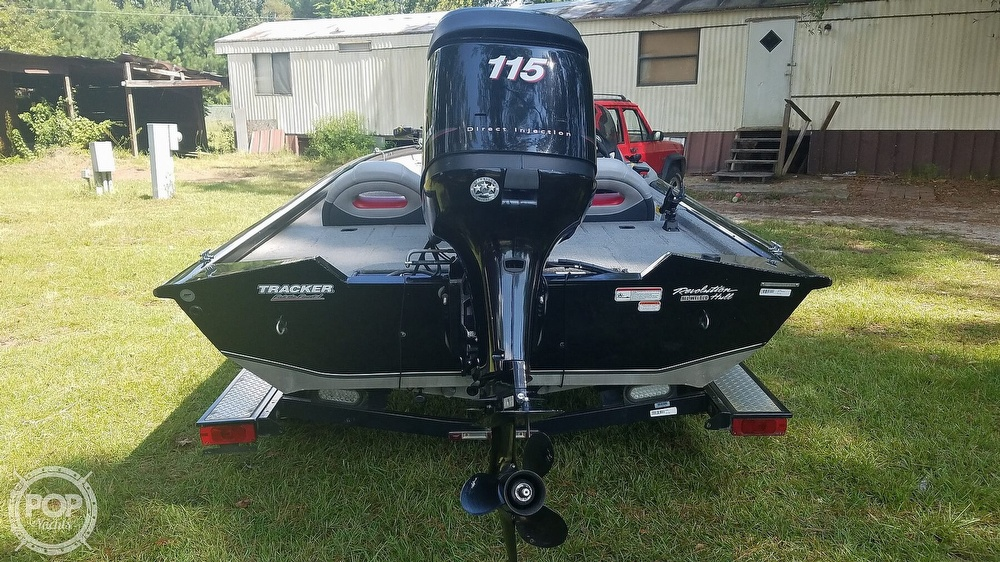 2013 Tracker Boats boat for sale, model of the boat is 190TX & Image # 31 of 40