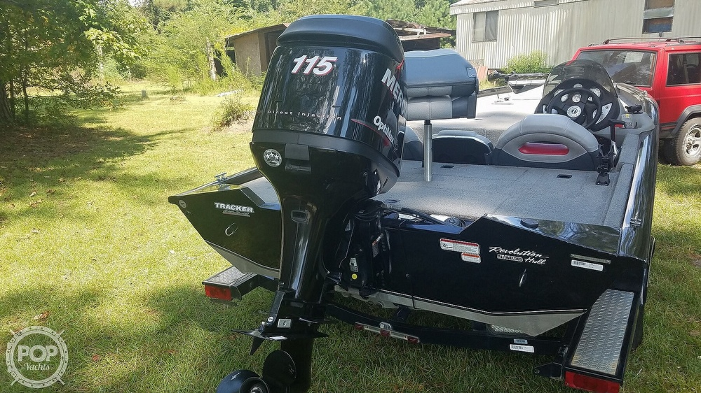 2013 Tracker Boats boat for sale, model of the boat is 190TX & Image # 34 of 40