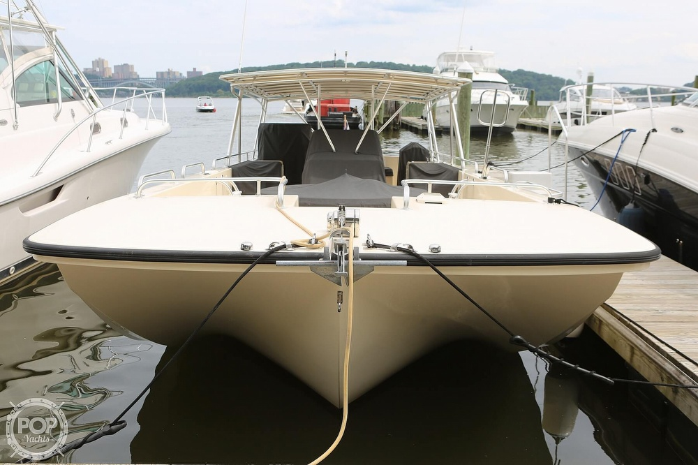 2008 Custom boat for sale, model of the boat is 36 Diesel Deck/Party Boat & Image # 3 of 40