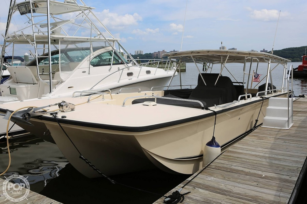 2008 Custom boat for sale, model of the boat is 36 Diesel Deck/Party Boat & Image # 8 of 40