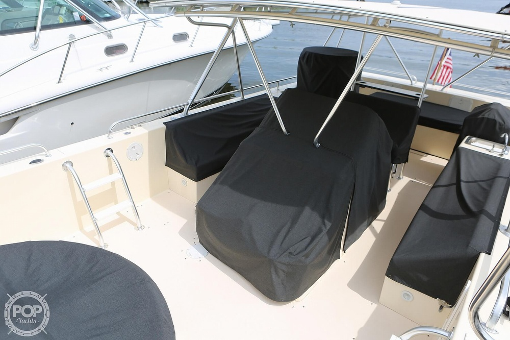 2008 Custom boat for sale, model of the boat is 36 Diesel Deck/Party Boat & Image # 15 of 40